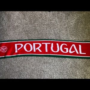 Portugal FIFA 2018 Scarf New with defect
